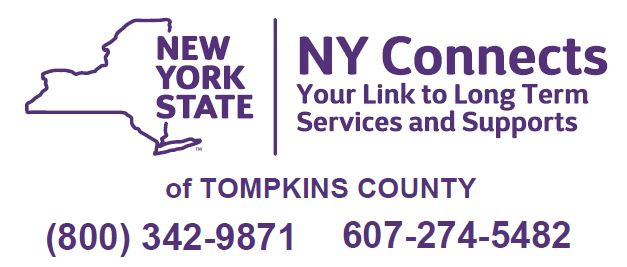 Logo for NY Connects