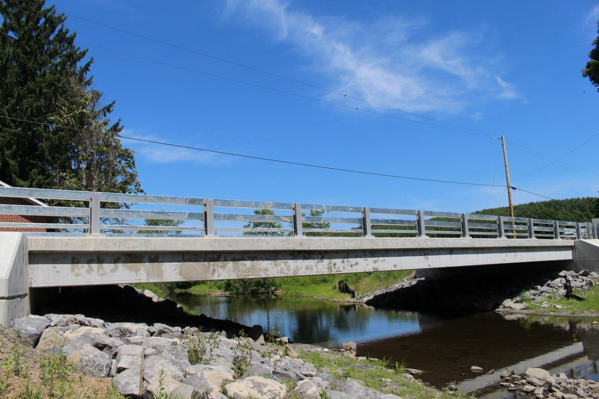"""Groton City Road Bridge"""